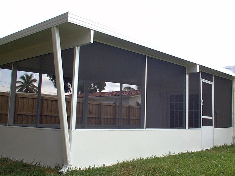 Aluminum Screen Enclosures-San Diego County Pool Screen Enclosures & Screen Repair Services