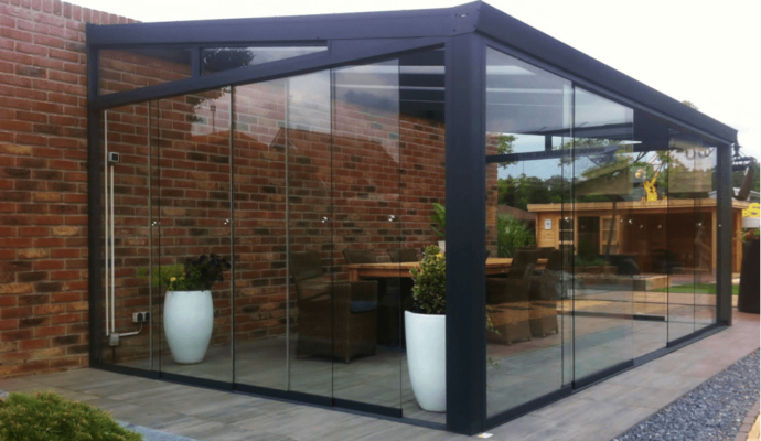 Glass Rooms-San Diego County Pool Screen Enclosures & Screen Repair Services