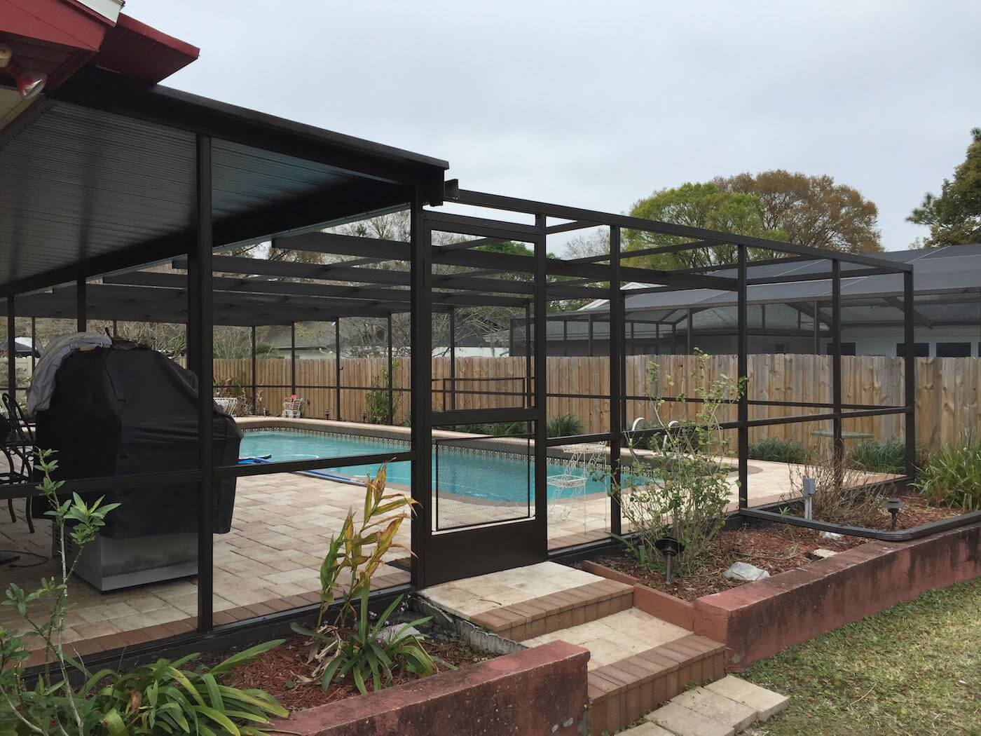 La Mesa-San Diego County Pool Screen Enclosures & Screen Repair Services