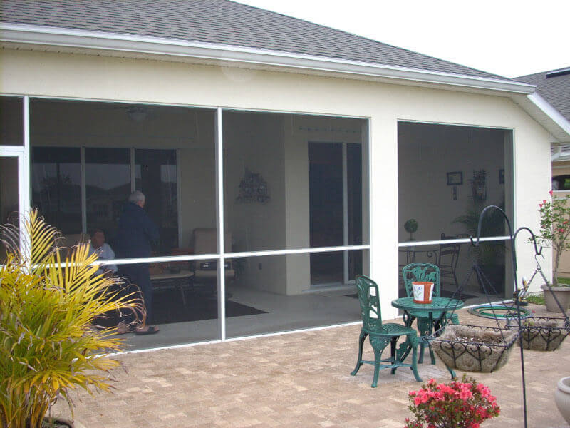 Lanai Conversions-San Diego County Pool Screen Enclosures & Screen Repair Services