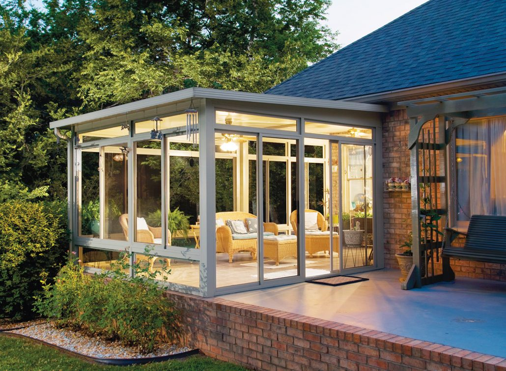 Sunrooms-San Diego County Pool Screen Enclosures & Screen Repair Services
